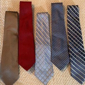 Jones New York tie bundle